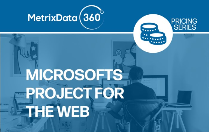 Project For The Web Now Available