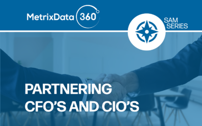 Partnering CFO and CIO: How to Use Tech to Save Money