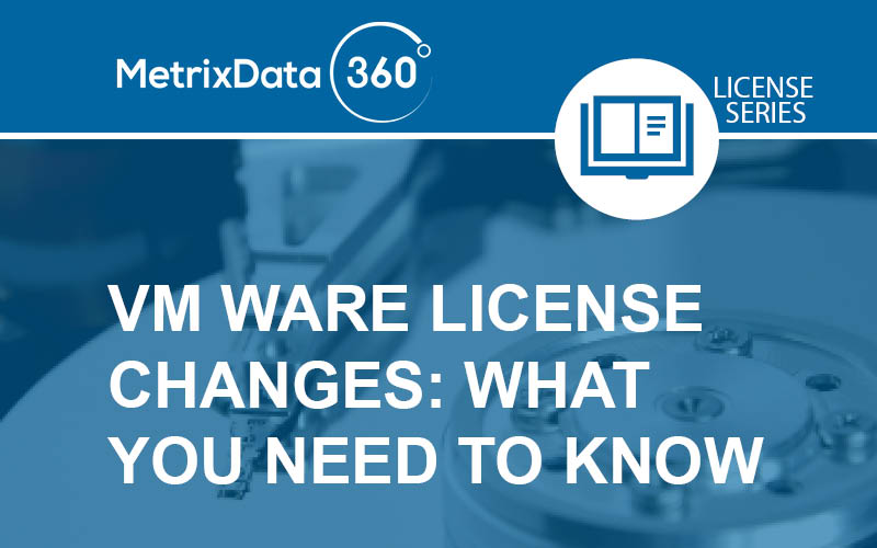 How Will VMware License Changes Affect Your Software Spending?