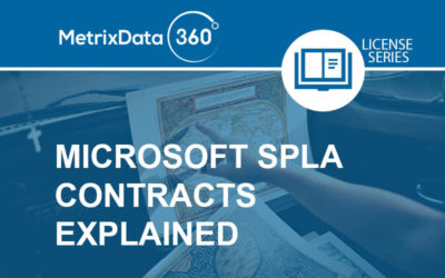 Microsoft SPLA Contracts Explained