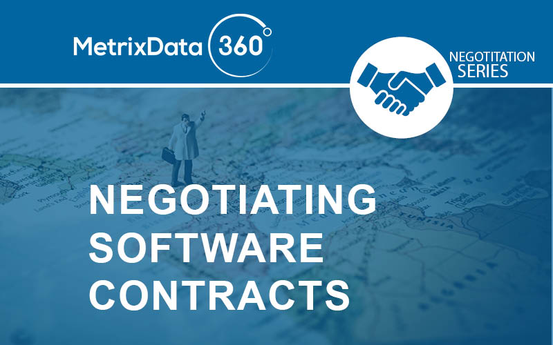 Guide to Software Contract Negotiations