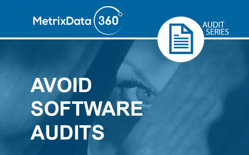 How to Avoid Software Audits