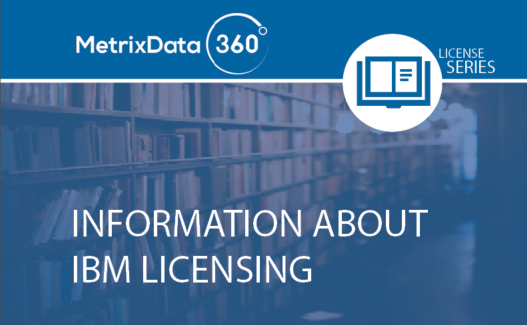 Information About IBM Licensing