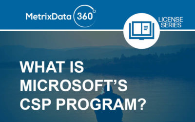What is CSP? A Deeper Look into Microsoft's Cloud Service Provider Program