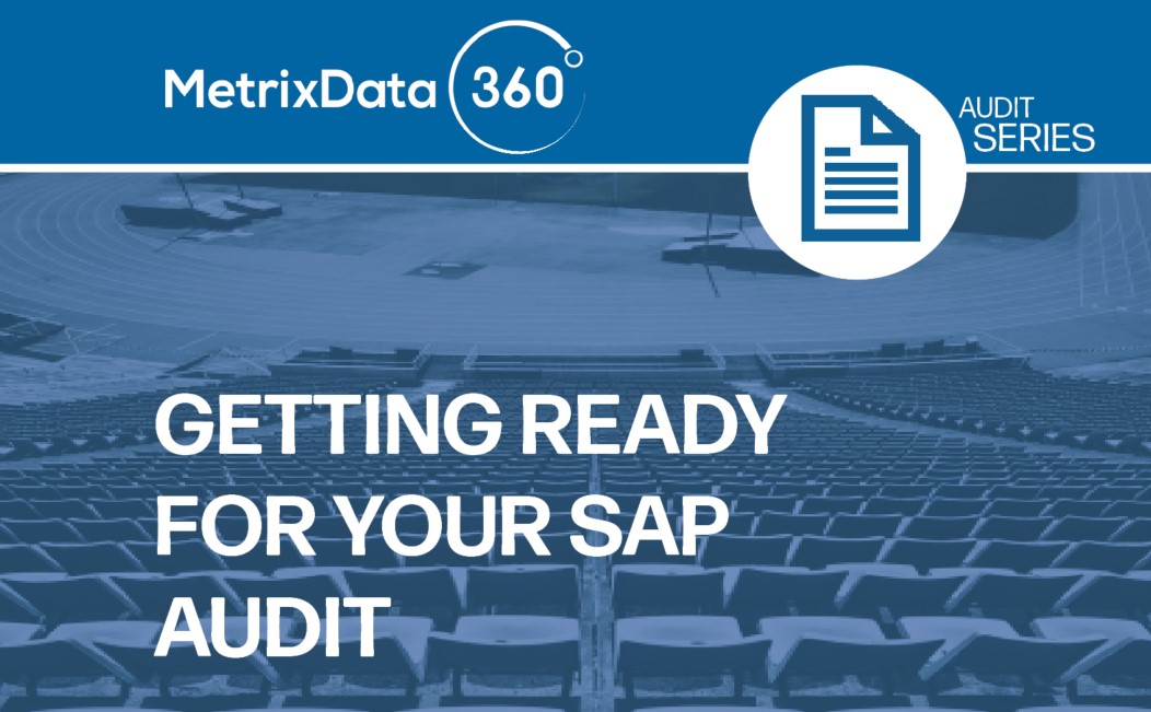 How to Prepare for an SAP Audit
