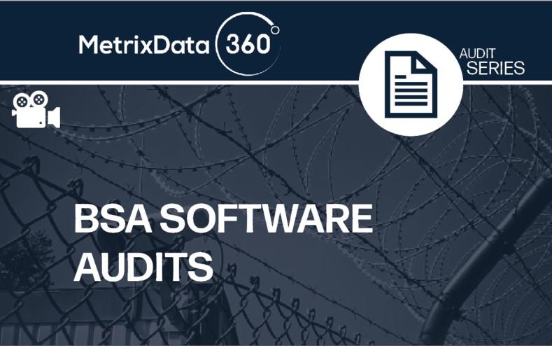 Surviving an Audit from the BSA