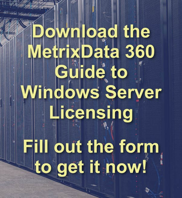 Windows Server Licensing guide Download